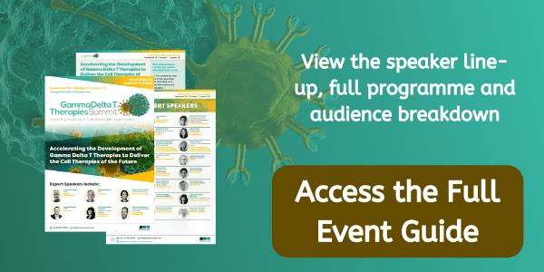 Gamma Delta T Therapies Brochure Conference